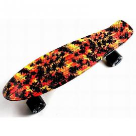 Penny Board Fish Palm.