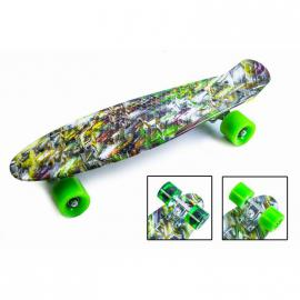 Penny Board Green cane