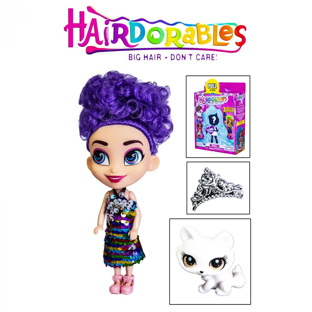 Кукла Hairdorables 2 сезон