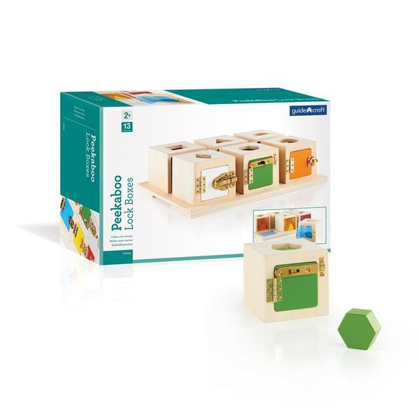Игра Guidecraft Manipulatives Что в коробке G5058